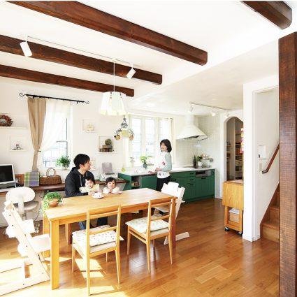 南仏風の家