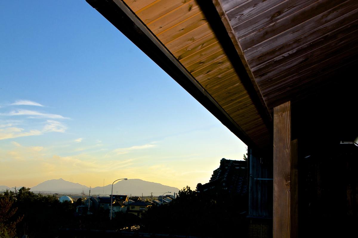 開放感とつながりの平屋 デッキやお庭からの眺望は極上。しっかりと設計に取り入れます。