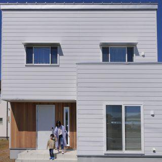 新潟県長岡市旭岡</br>ちょっとらくちんに。わたしを応援してくれる家。</br>モデルハウス「わたしの、がんばらなくてもいい家。」