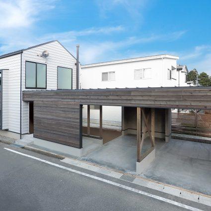 角地・変形地建築<br />デザイナーが考える住宅デザイン